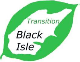Transition Black Isle Logo